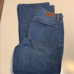 Madewell Jeans - Madewell Rigid Flares